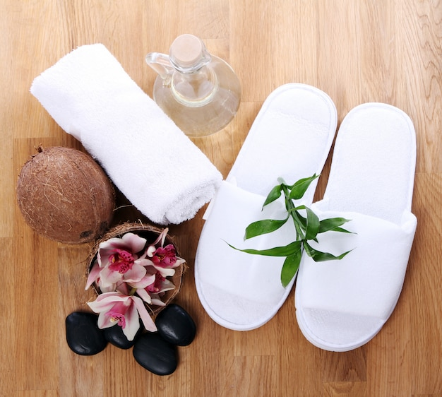 Different spa items
