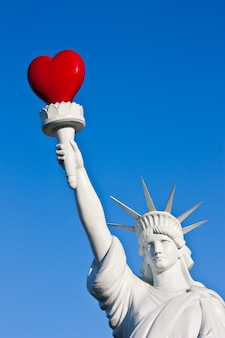 A different way to see love freedom: useful for concepts