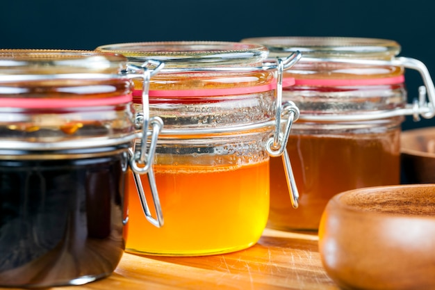 Разный мед