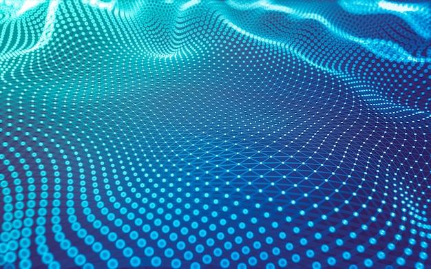 点と線によるデジタル接続