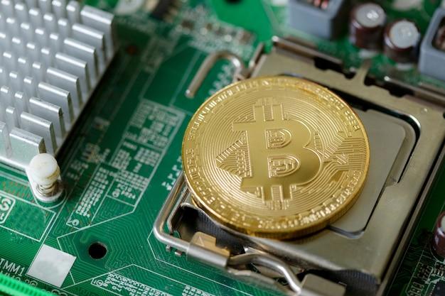 Digital cryptocurrency bitcoin global web money