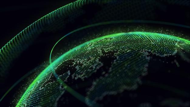 Digital earth глобальная сеть