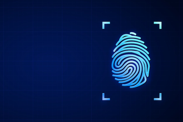 네트워크 및 보안 개념을 위한 디지털 지문