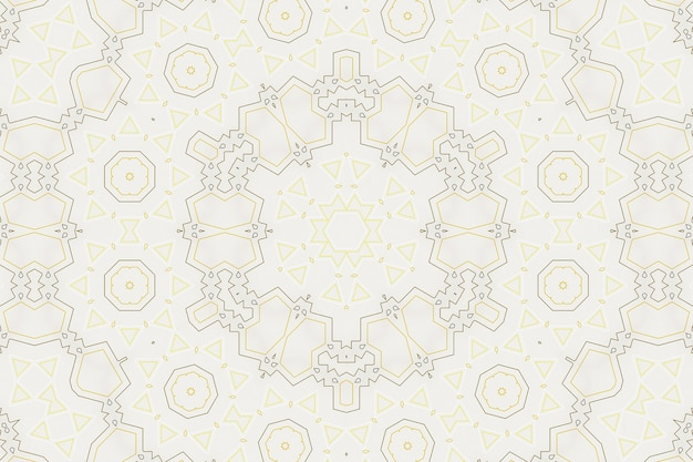 Digital geometric tech elements, connecting parts linear shapes, tech mechanism light background
