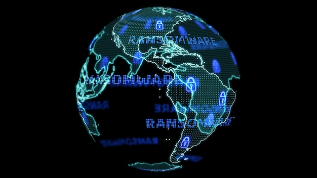 Digital global world map and technology research develpoment analysis