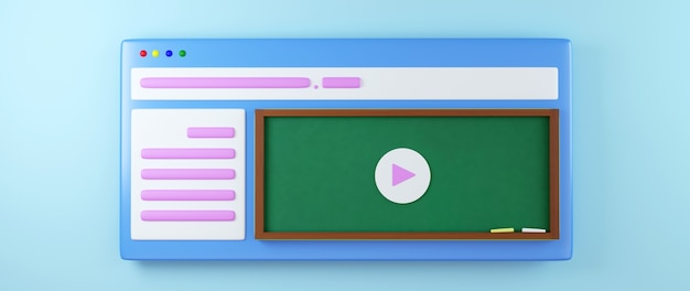 Digital online education