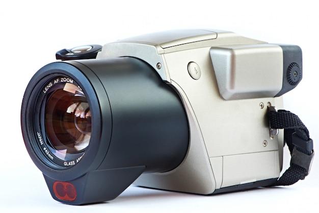 デジタル写真カメラ