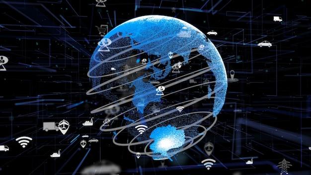 デジタルスマートトランスポートテクノロジーの要約