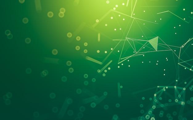 Цифровые технологии абстрактный фон