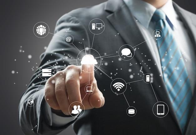 デジタルトランスフォーメーションの変更管理、モノのインターネット。