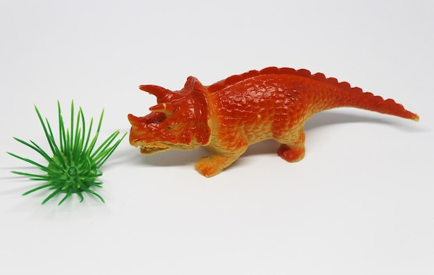 Dinosaur model for kid