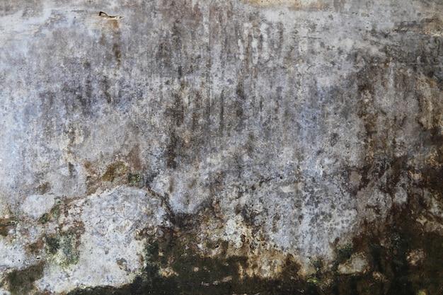 汚れたグランジ表面コンクリートの背景