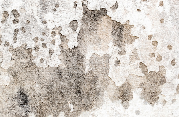 Dirty pattern covered with cement surface.
