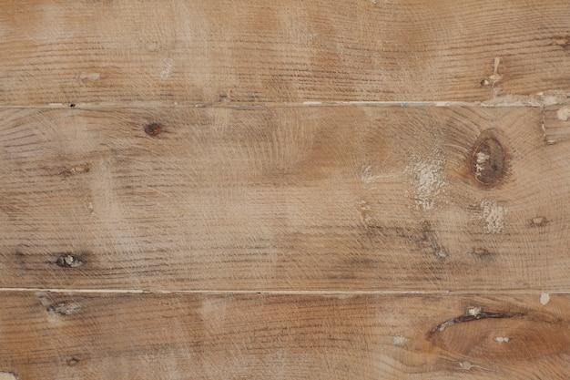 Dirty wood
