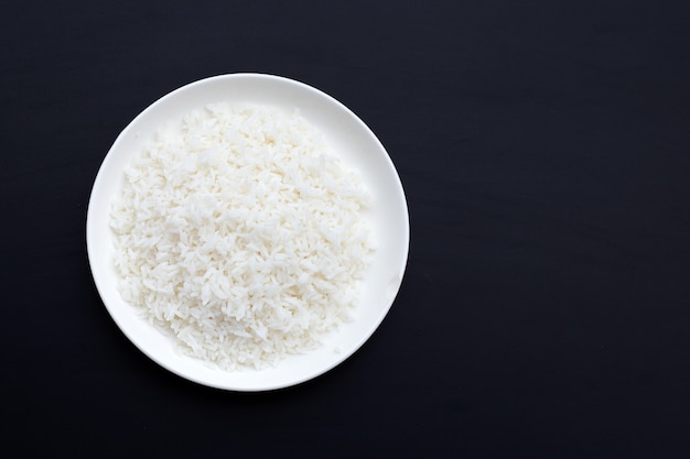 고립 된 쌀 요리