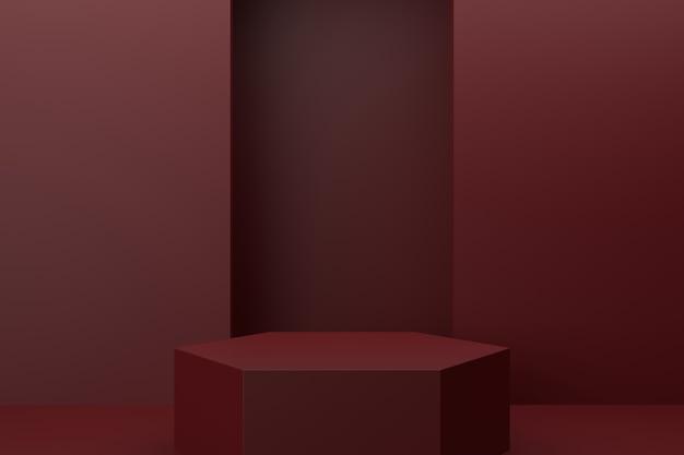 Дизайн выставочного стенда. 3d-рендеринг.