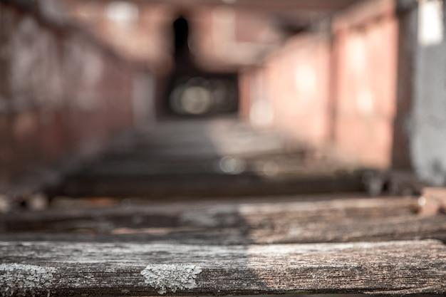 Distillery abandoned