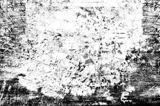 Distressed black grunge dark messy background