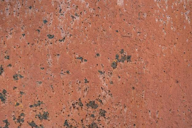 Потрепанная текстура наложения из ржавого очищенного металла. гранж-фон.