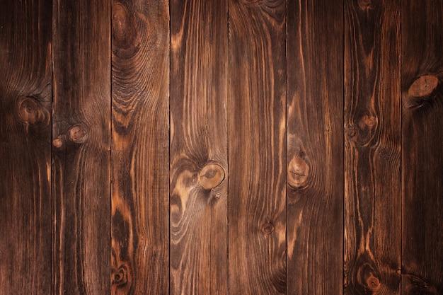 ページの背景として使用するための苦しめられた再生木材の床板