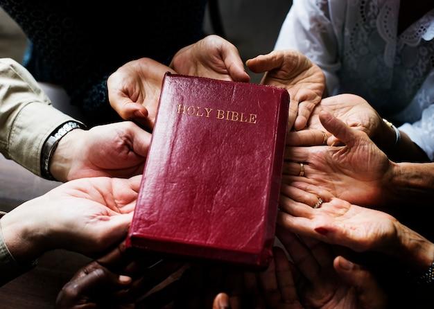 多様な宗教的な撮影