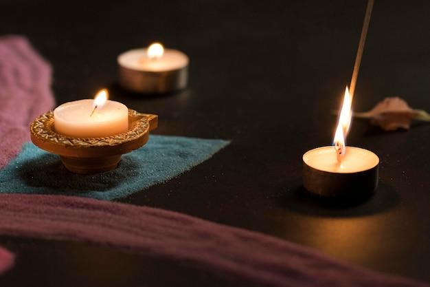 光の伝統のディワリ祭