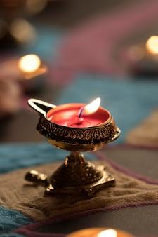 빛의 전통의 디 왈리 축제