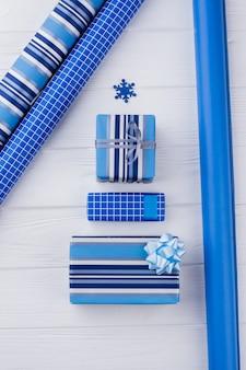 겨울 방학을 위한 diy 선물 포장 준비 새해 선물 집에서 포장하는 방법
