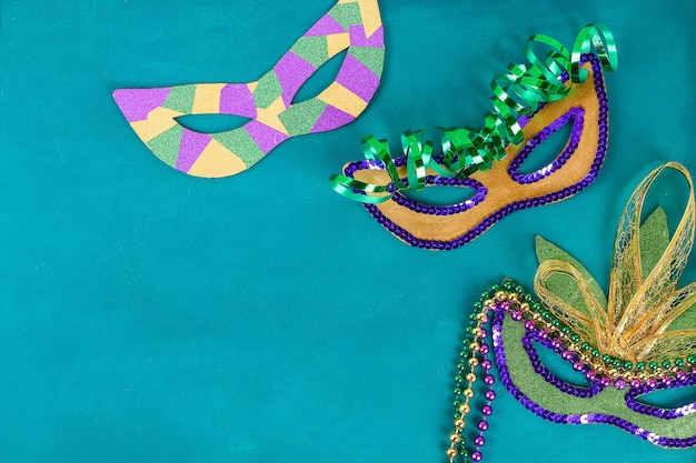 Diy masquerade mask mardi gras, fat tuesday.
