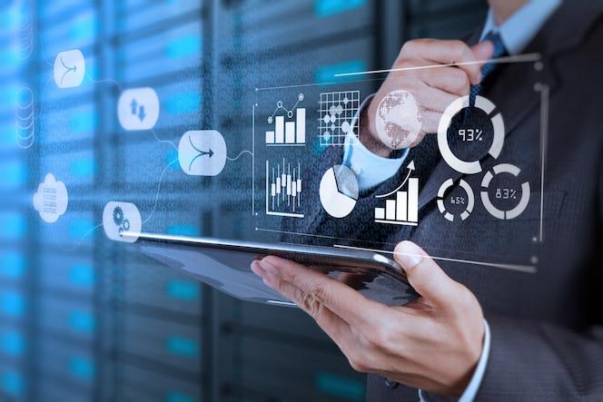 Система управления данными (dms) с концепцией бизнес-аналитики.
