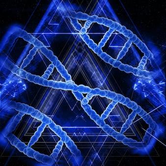 ブルーdna細胞