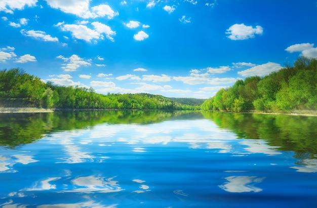 バコタのドニエストル川