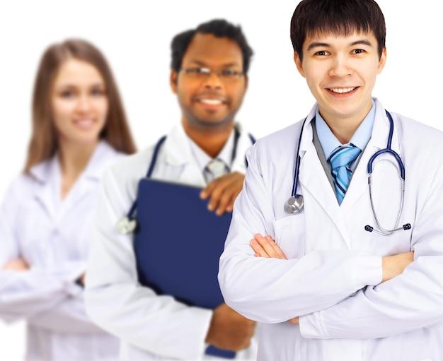 医者とインターン
