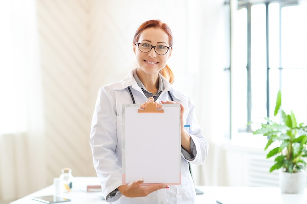 Доктор на работе