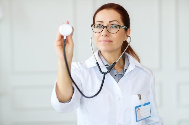 職場での医師
