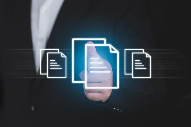 Document management concept