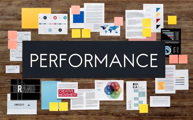 Documento strategia di marketing business concept