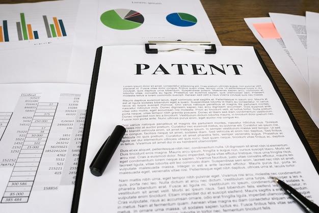발명 특허 등록증 지적 재산권