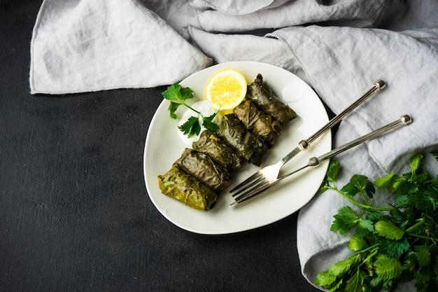 Dolma - traditional georgian dish