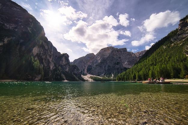 ドロミテズムの風景、イタリア