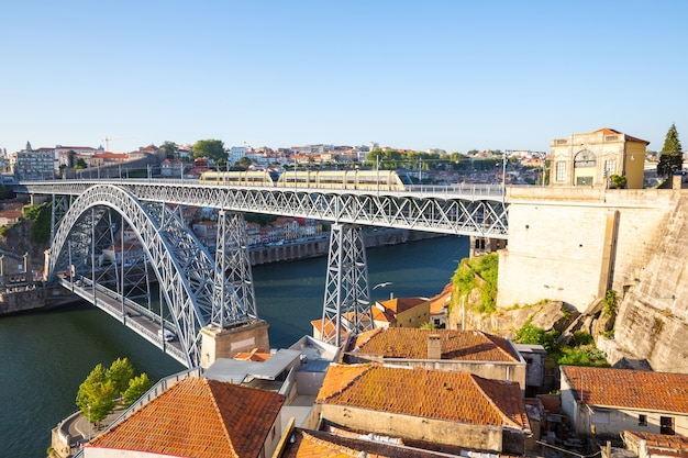 Dom luiz bridge porto