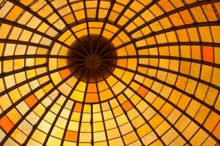 Dome  indoors