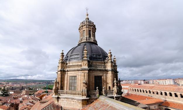 Dome of the pontifical university of salamanca