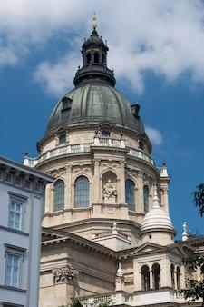 Dome of st stephen's basilica