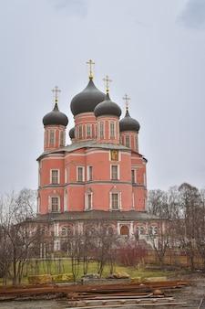 모스크바 돈스코이 수도원