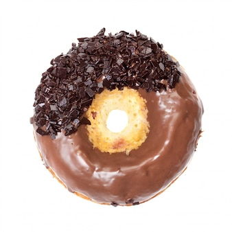 Donut isolated