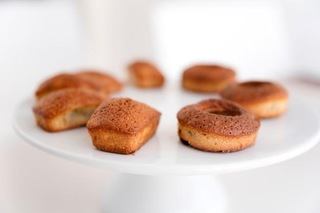 Ciambella e muffin