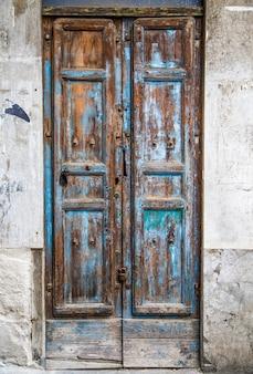 シチリアからのドア