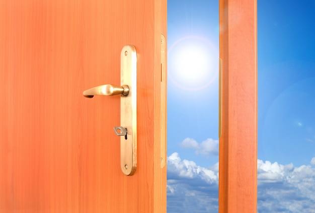 Дверь в небо