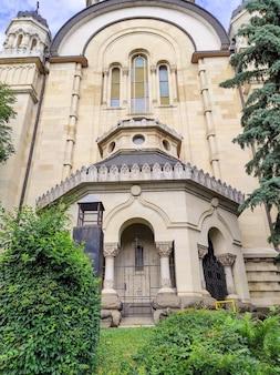 ルーマニア、クルージュナポカのテオトコス大聖堂の休眠